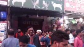 नवरात्रीत गुरुग्राममधली मटनाची दुकानं बंद ठेवा,सेनेचा फतवा