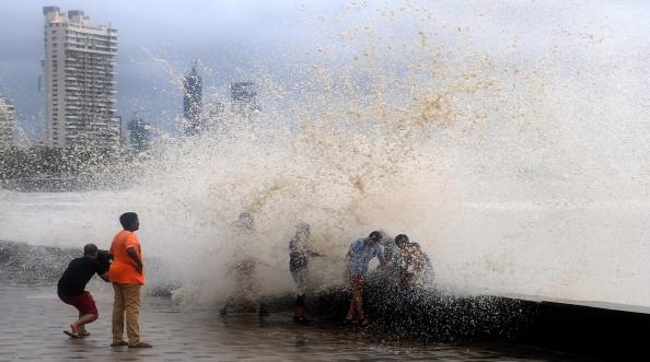 मुंबईचा 'हौस'फुल पाऊस