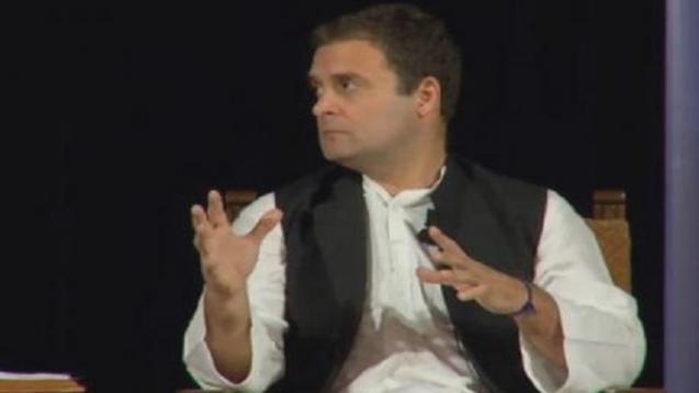 गांधी, नेहरू, आंबेडकर हे अनिवासी भारतीय !-राहुल गांधी